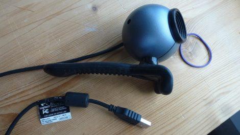 Logitech V-UAS14 webkamera QuickCam Messenger 861206-0000