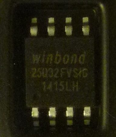 Winbond W25Q32FVSIG 25Q32FVSIG SOP8 32M-BIT SERIAL FLASH MEMORY WITH DUAL AND QUAD SPI EEPROM