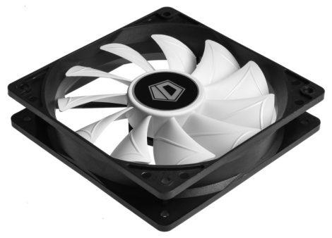 ID-Cooling XF-12025-SD-W 12cm rendszer hűtő 12V 4 pin
