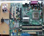 HP Compaq dc7600 s775 alaplap FSB 533 800